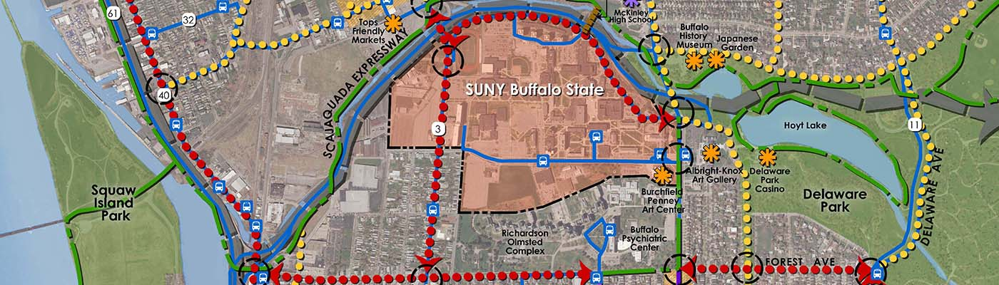 Buff State Bike Plan Banner Wendel